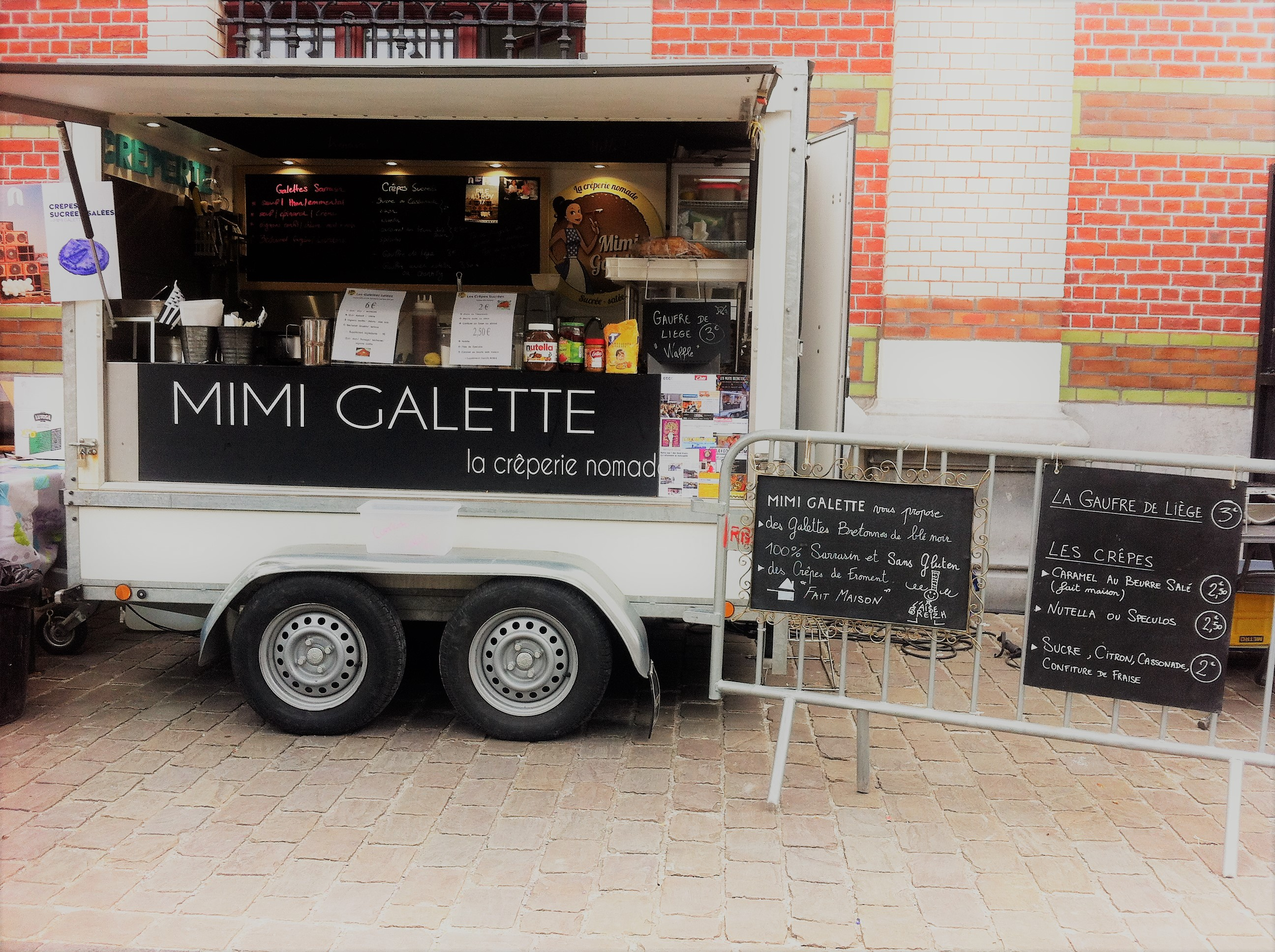 foodtruck mimi galette